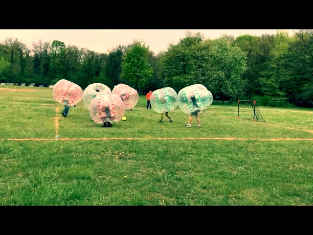 Bubble Foot ACCRODER Giffaumont