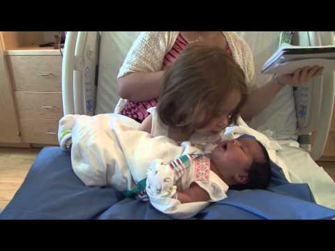 New Naval Hospital Guam Welcomes First Baby