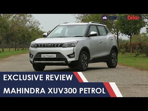 Exclusive - Mahindra XUV300 Petrol Review