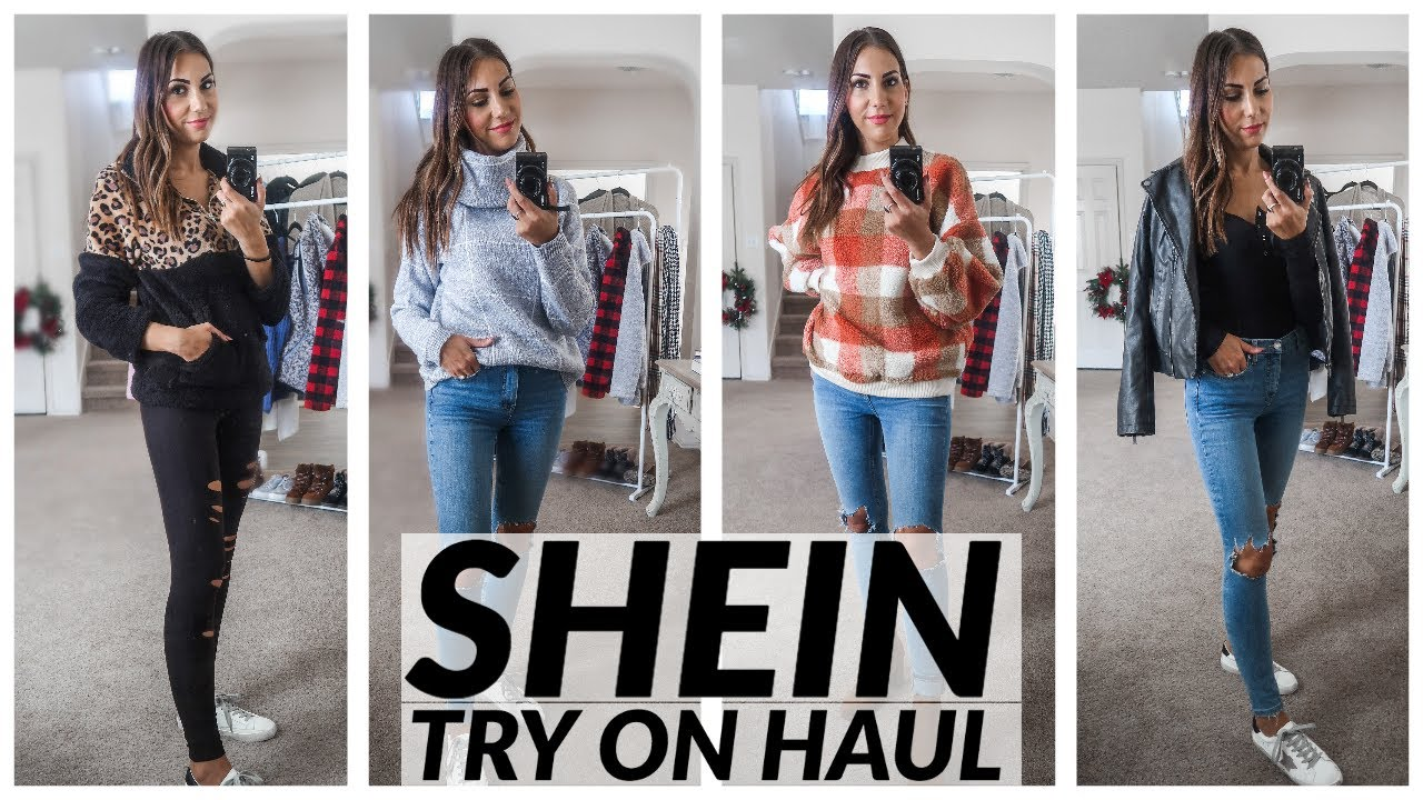 [VIDEO] - SHEIN TRY ON HAUL | WINTER OUTFIT IDEAS 2