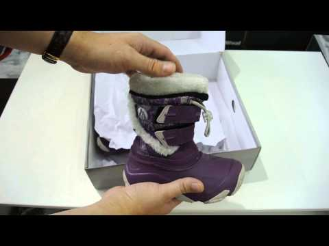 Зимняя обувь NIVAL (Нивал) Канада