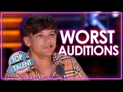 WORST and FUNNIEST Auditions From The X Factor UK 2018 | Top Talent