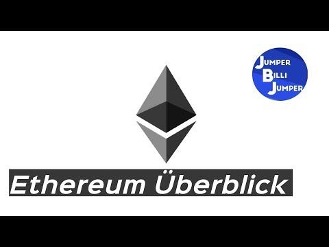 Ethereum Deutsch Überblick