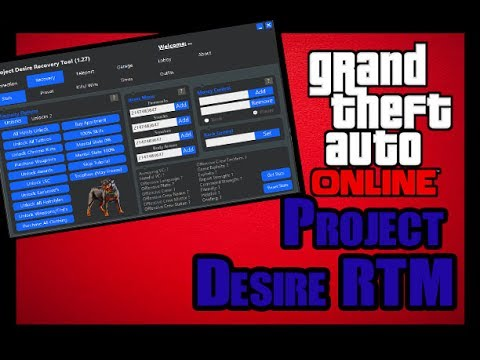 ★ GTA V Project Desire RTM Tool [PS3] + DOWNLOADS [1.27] ★