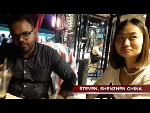 China Vlog - Shenzhen Visit