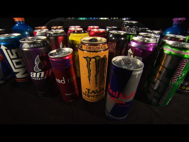 16x9 - A Dangerous Mix: Energy drinks and booze