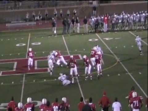 Bill Estes IV Football Highlights