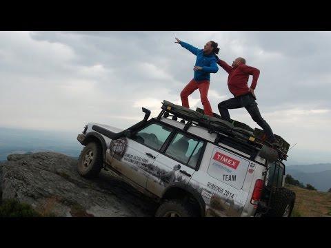 Wyprawa Timex Expedition Team Rumunia 2014