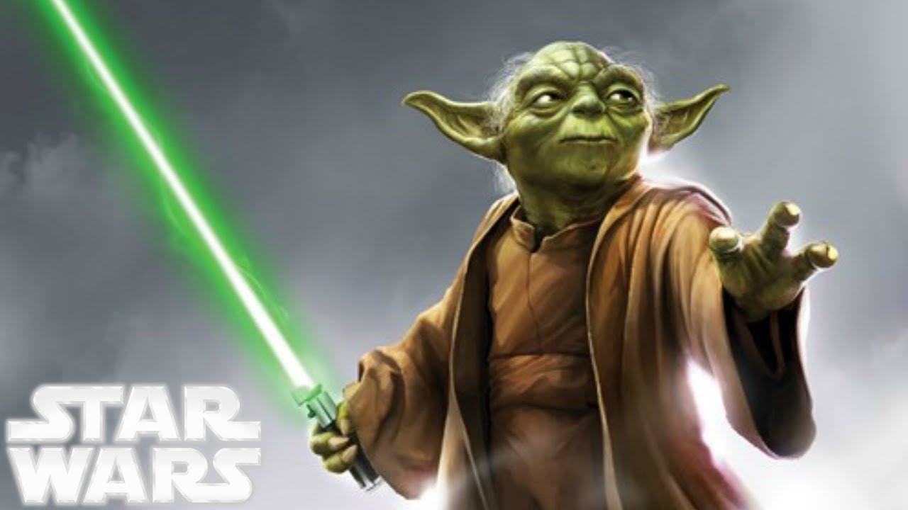 Why Yoda May Be The Best Lightsaber Duelist In Star Wars Youtube