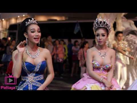 Colosseum Cabaret Performers, Pattaya Thailand