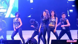 [Fancam] 141225 티아라 (T-ARA) - TTL (Time To Love) @ 7pm By SSoLEE