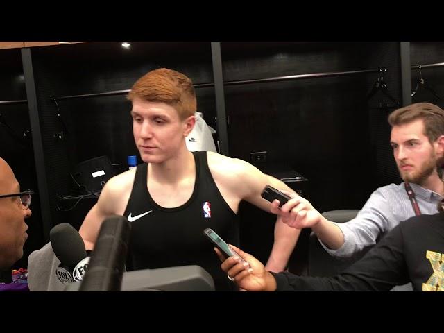Atlanta Hawks Guard Kevin Huerter Postgame Interview (2-29-20)