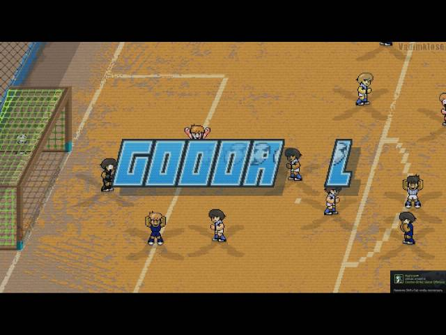 Pixel Cup Soccer 17 PC GamePlay FullHD 60 FPS