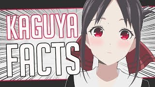 5 Facts About Kaguya Shinomiya - Kaguya Sama Love Is War/Kaguya Sam...
