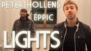 Peter Hollens And Eppic Lights Ellie... @ www.OfficialVideos.Net