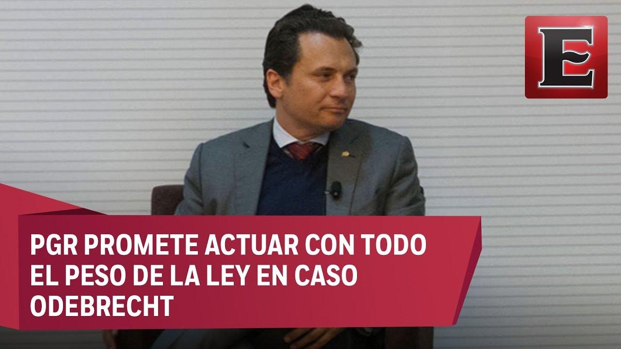 Emilio Lozoya Se Reserva El Derecho A Declarar Ante La Pgr