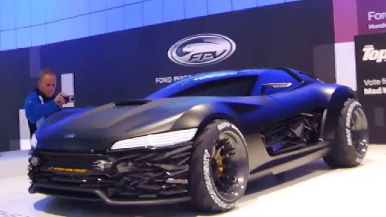 Mad Max Interceptor Electric Model Car