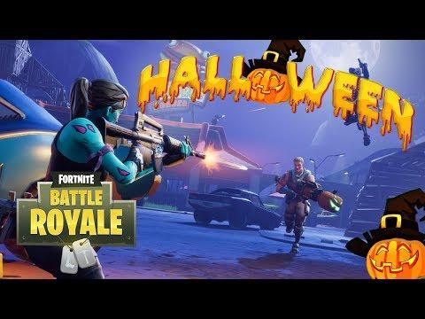 Its Halloween Fortnite Battle Royale Mit Dhalucard