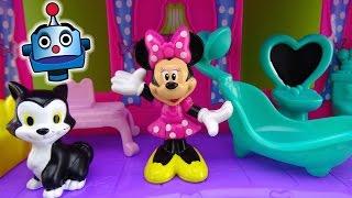 Minnie La Casa de Minnie Minnie's House - Juguetes de Minnie thumbnail