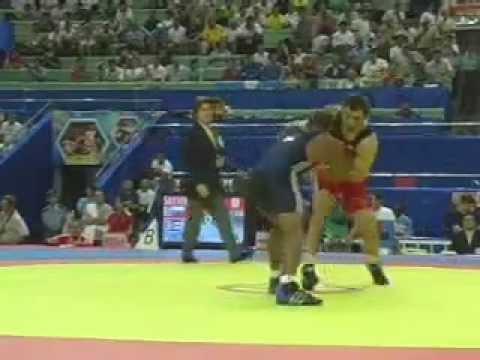 Бувайсар Сайтиев - Иван Фундора (Куба) 1/8, Чемпионат Мира 2006