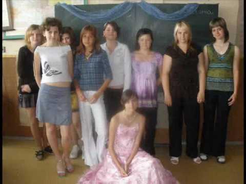 Konec 9.třídy v roce 2010 Maleč