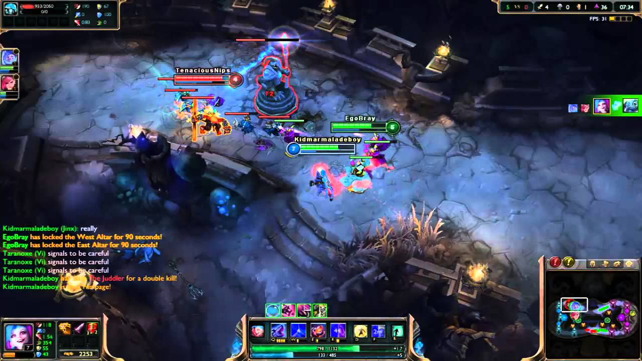 lol how to get a twisted treeline game without bots