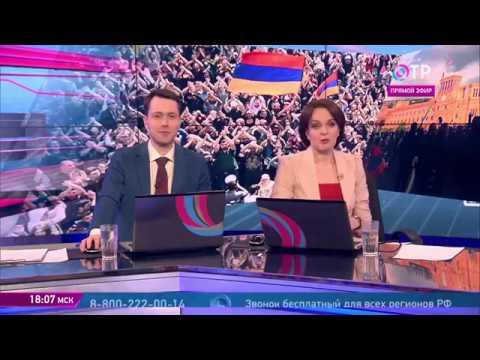 Владимир Жарихин: У вышедших на улицы армян был запрос на уважение