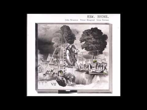 John Greaves, Peter Blegvad and Lisa Herman: Kew.Rhone. (Full Album)