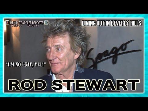 Rod Stewart Est Gay