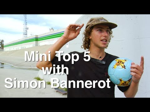 Crailtap's Mini Top 5 with Simon Bannerot