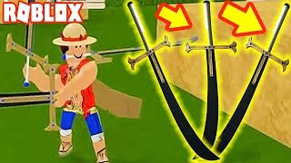 ROBLOX-What terrible Yoru swords are | Ro Piece