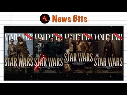 Vanity Fair Unveils STAR WARS: THE LAST JEDI Covers - Apocaflix! News Bit