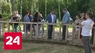 Смотреть видео Новости предвыборной кампании: кандидаты о застройке, экологии и трудовой миграции - Россия 24 онлайн