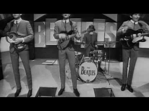 Клип The Beatles - Twist and Shout