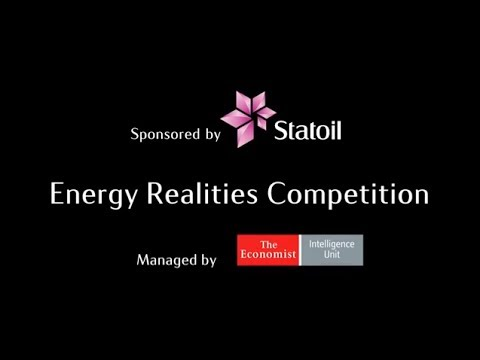 The Energy Realities Competition: We need your ideas