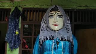 ondel ondel pake hijab || ondel ondel ibu