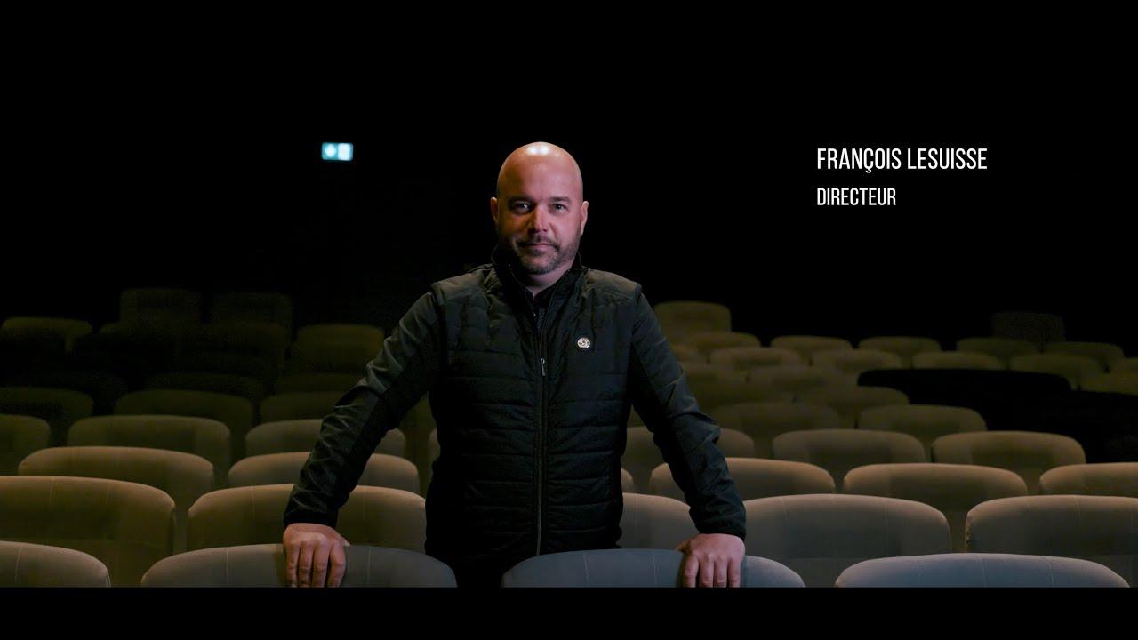 François Lesuisse, directeur de cinéma