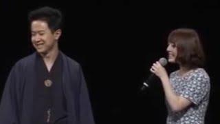 花澤香菜が隣にいる事がうれしくてハシャギまくる杉田智和wオモローで...