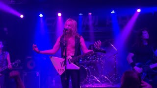 Enforcer - Mesmerized by Fire - Live 2019 at the Masquerade in Atlanta