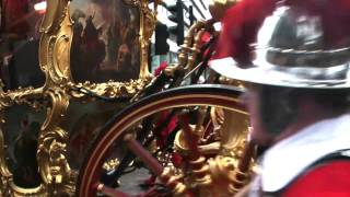 The Lord Mayor Leaves the Royal Courts