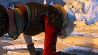 Ведьмак 3: Дикая Охота - Цири VS Карантир