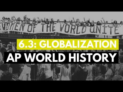 Period 6 Review (1900-Present) - AP World History | Fiveable