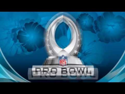 2015 NFL Play 60 Flag Football Pro Bowl Selections