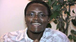Moses Offers A Message of Hope To LGBT Ugandans