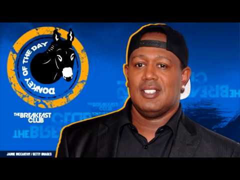 Donkey of the Day ; Master P get donkey of the day