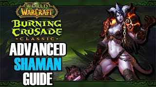 WoW Classic: Burning Crusade Advanced Shaman Guide Part 1: Changes, Stats, Spells, Theorycraft | TBC