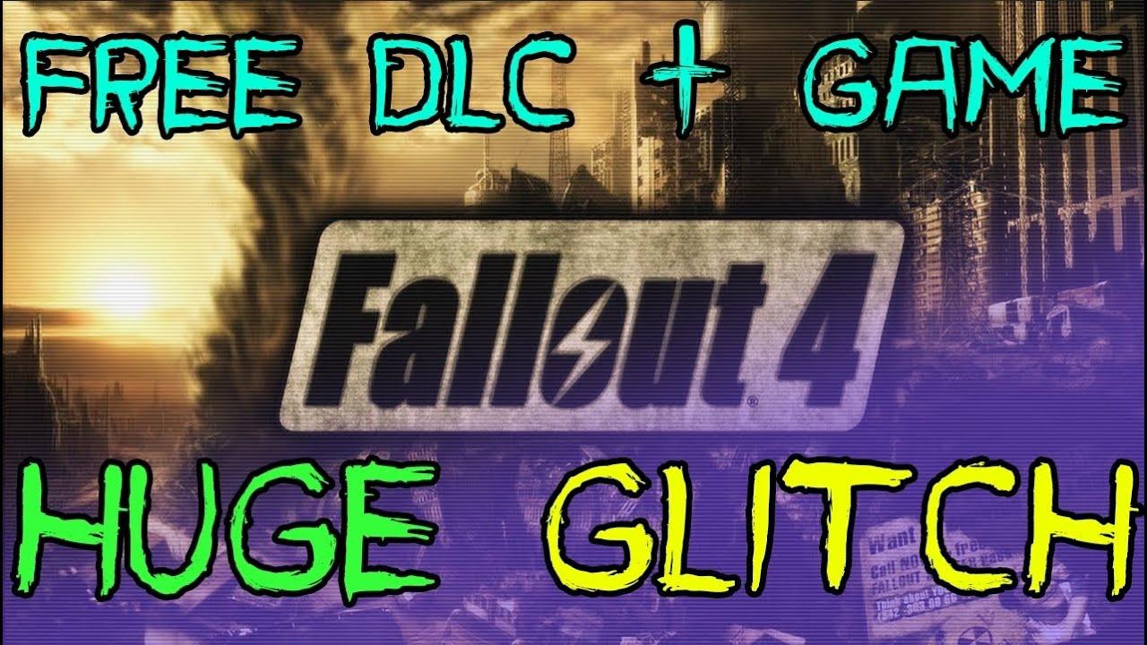 FALLOUT 4 - FREE GAME, DLC, SEASON PASS, DELUXE EDITION GLITCH (FALLOUT 4  FREE GLITCH)
