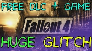 FALLOUT 4 - FREE GAME, DLC, SEASON PASS, DELUXE EDITION GLITCH FALLOUT 4 FREE GLITCH