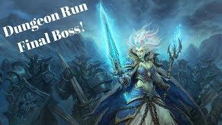 Frost Lich Jaina is Unbeatable! Mage Final Boss [Dungeon Run]