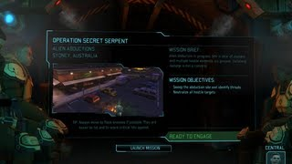 Xcom: Ironman Impossible #1 - Secret Serpent